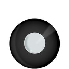 Oční čočky Black out