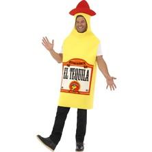 Pánský kostým Láhev tequily