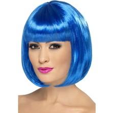 Paruka Partyrama modrá