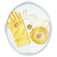 Kabelka, náhrdelník a rukavice Kráska a zvíře