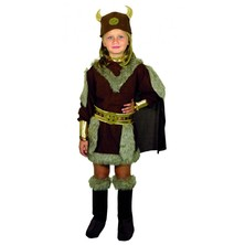 Dětský kostým Vikingská dívka
