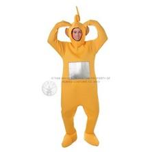 Kostým Laa-Laa Teletubbies pro dospělé