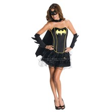 Dámský kostým batgirl II