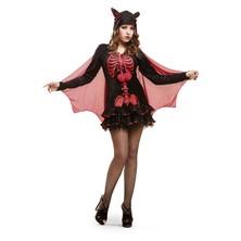 Kostým Kostra netopýra