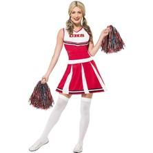 Kostým cheerleader pro dospělé