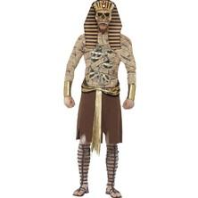 Pánský kostým Zombie Faraon
