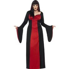 Kostým Temná svůdkyně (i pro plnoštíhlé)
