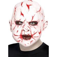 Strašidelná maska Zjizvená tvář