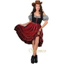 Kostým Salónní dívka
