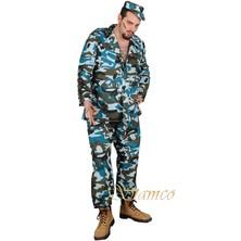 Pánský kostým Voják