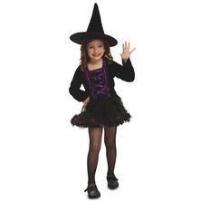 Dětský kostým Čarodějnice ll