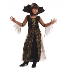 Dětský kostým pavoučí čarodějka