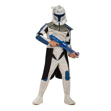 Dětský kostým Clone Trooper Kapitán Rex