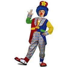 Dětský kostým Klaun Lukas