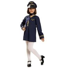 Dětský kostým Pilotka