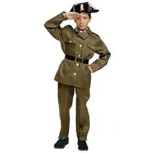 Dětský kostým Španělský policista