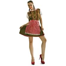 Kostým Tyrolská dívka