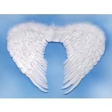 Péřová andělská křídla lll