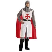 Kostým Středověký rytíř s pláštěm