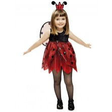 Dětský kostým Víla beruška