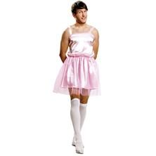 Kostým Baleťák růžový