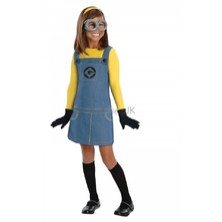 Dětský kostým Mimoňka Já, padouch 2