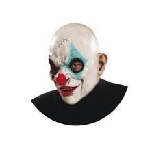 Maska na Halloween Zombie klaun
