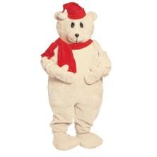 Maskot Bílý medvěd