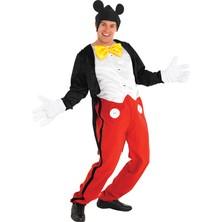 Pánský kostým Mickey Mouse