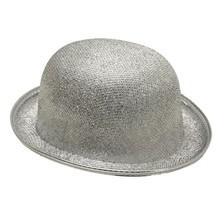 Klobouk Buřinka stříbrná