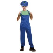 Dětský kostým Zelený instalatér