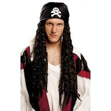 Paruka Pirát se šátkem