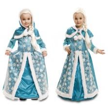 Dětský kostým princezna Elsa-Ledové království