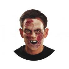 Maska obličejová Nakažená zombie