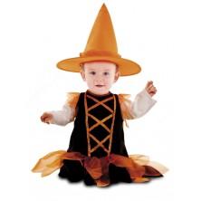 Dětský kostým Čarodějnice pro miminko