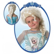 Paruka princezna Elsa - Ledové království
