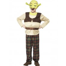 Dětský kostým Shrek