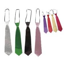 Flitrová kravata