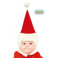 Vánoční čepička pro miminko