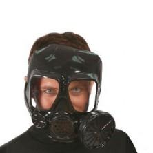 Protiplynová maska černá