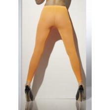 Legíny neonové oranžové