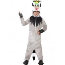 Dětský kostým Lemur Král Jelimán