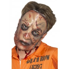 Maska Zombie na haloween