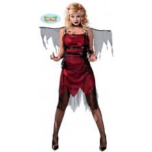 halloweenský kostým  čertice