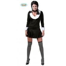 kostým na Halloween Addams Family