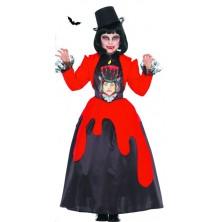 dětský kostým upírka