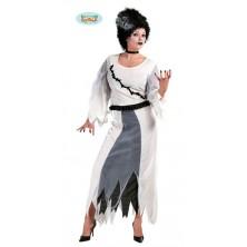 kostým madam Frankestein