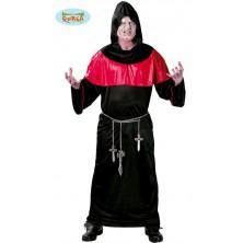 kostým Halloween hrobník