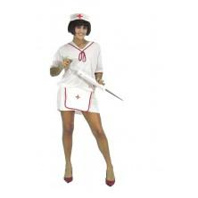 kostým zdravotnice