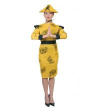 kostým Čínanka